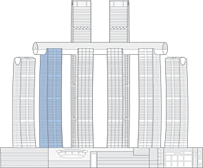 Raffles City Chongqing T2 Outline